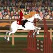 Cưỡi ngựa vượt rào