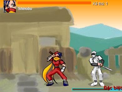 Nữ ninja Shinobu