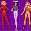 Totally Spies Dressup