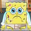 Spongebob trị thương