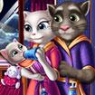 Gia đình mèo Tom