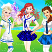 Princess College Girls