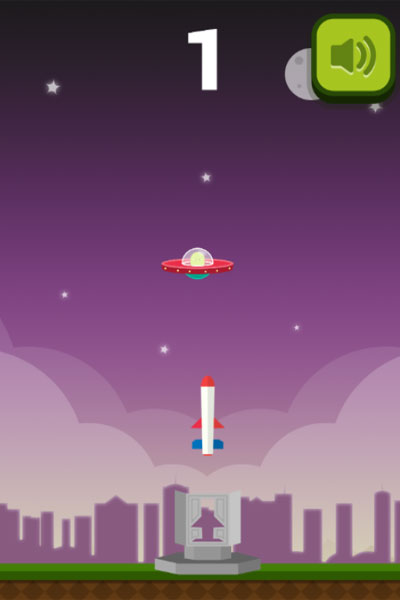 Chơi game Alien đổ bộ