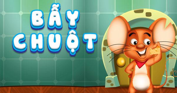 Bẫy chuột 2