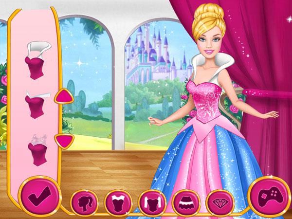 Chọn phụ kiện cho Thiết kế váy công chúa