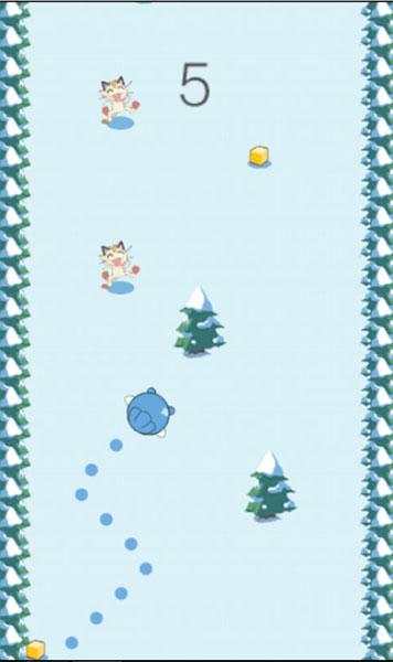 pokemon-truot-tuyet