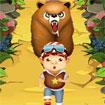 Chạy trốn gấu dữ