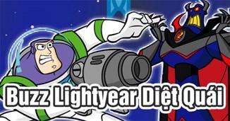 Buzz Lightyear diệt quái