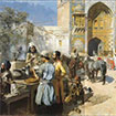 Phiên chợ Ba Tư