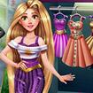 Rapunzel Crazy Shopping