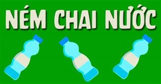 Ném chai nước