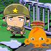 Chú khỉ buồn: Căn cứ quân sự