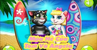Mùa hè của Tom và Angela