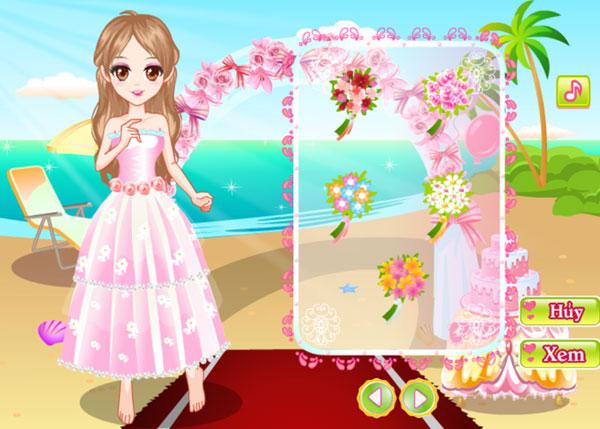 Chọn hoa cho Cô dâu xinh xắn 2