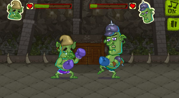 Chơi game Troll Boxing