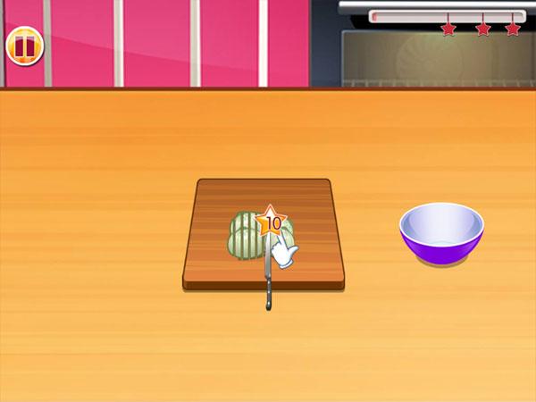 Bắt đầu Lớp học nấu ăn 6