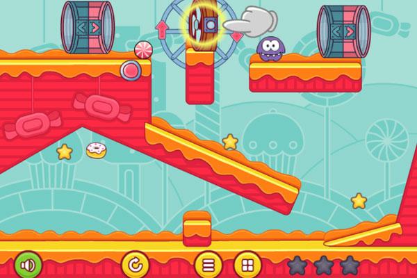 Màn hình chơi game Khủng long hảo ngọt 2