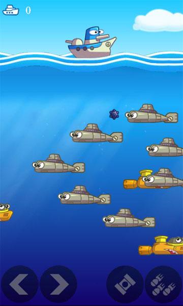 Triệt phá tàu ngầm