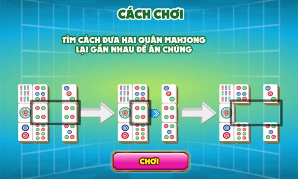 Cách chơi Mahjong kiểu mới