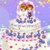 Trang trí bánh cưới 2