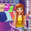 Trang điểm công chúa Anna