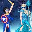 Thời trang siêu anh hùng