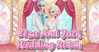 Lễ cưới công chúa Elsa