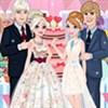 Lễ cưới của Elsa và Anna