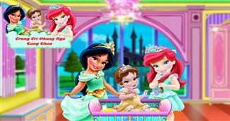Trang trí phòng ngủ công chúa