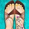 Đôi chân xinh xắn
