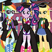 Equestria thời trang tốt nghiệp