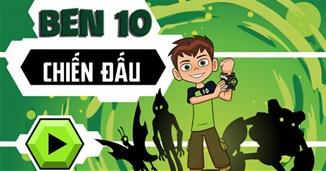 Ben 10 chiến đấu