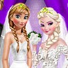 Lễ cưới của Elsa và Anna 2