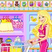 Bà bầu Barbie Shopping