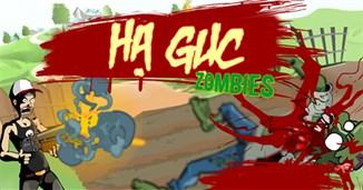 Hạ gục Zombie