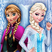 Frozen Sisters Decoration Bedroom