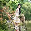 Thời trang đạp xe 2