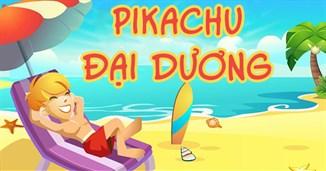 Pikachu đại dương
