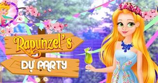 Rapunzel dự Party