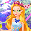 Rapunzel dự Party