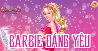 Barbie đáng yêu