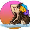 Cô gái đại dương