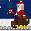 Đào vàng Minecraft Giáng Sinh