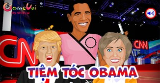 Tiệm tóc Obama