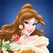 Trang điểm công chúa Belle