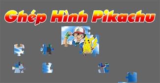 Ghép hình Pikachu