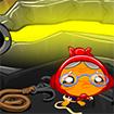 Chú khỉ buồn: Miệng núi lửa