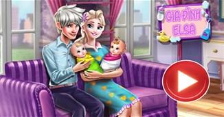 Gia đình Elsa