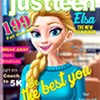 Elsa: Ảnh bìa tạp trí