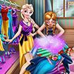 Công chúa dọn tủ quần áo